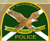 St Petersburg Crimes - Police Department Calls For Service